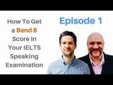 火箭英語:如何在IELTS獲取等級8! (Swoosh English Class: How To Get a Band 8 Score In Your IELTS Speaking Examination) Image