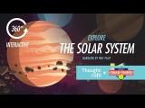 【虛擬實境】用360度體驗探索太陽系! (Explore The Solar System: 360 Degree Interactive Tour!) Image