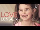 【情人節英文】來看看小孩覺得什麼是「愛」 Love Lesson | Life's Big Questions Unscripted (Love Lesson | Life's Big Questions Unscripted) Image