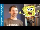 學習語言就是要大膽、有自信!(What SpongeBob taught me about language learning) Image
