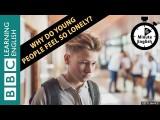 為什麼年輕人都感到寂寞? (Why do young people feel so lonely? Listen to 6 Minute English) Image