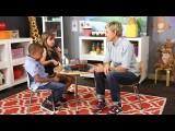 【艾倫秀】超爆笑!現在的小孩看到過時科技會有什麼反應呢?! (Ellen Introduces Kids to the Technology of Yesterday) Image