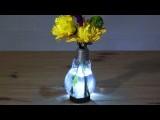 驚艷全場的禮物自己做:可愛燈泡花瓶 (How to Make a Light Bulb Vase) Image