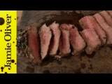 【料理】ジェイミー・オリヴァーが教える完璧なステーキの焼き方!How to cook Perfect Steak by Jamie Oliver Image