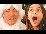 小孩們收到夢寐以求的玩具 (Kids Surprised With Dream Toys: The Try Guys Santa Spectacular (Part 3)) Image