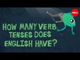 英文時態知多少? (How many verb tenses are there in English? - Anna Ananichuk) Image
