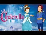 英文童話故事:灰姑娘 (Cinderella   Full Movie   Cartoon Animated Fairy Tales For Kids   Princess Fairy Tales) Image