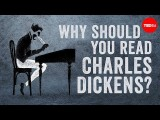 【TED-Ed】狄更斯的作品特色和價值 (Why should you read Charles Dickens? - Iseult Gillespie) Image