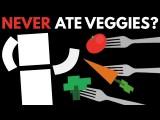 人類如果不吃蔬果會怎樣? (What If You Never Ate Fruits And Vegetables?) Image