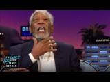 摩根費里曼教你如何練出迷人嗓音 (Sexy Voice Lessons w/ Morgan Freeman, Zooey Deschanel & Tim Roth) Image