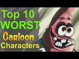 10大最糟卡通腳色 (Top 10 Worst Cartoon Characters) Image