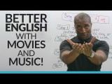 【質問】映画や海外ドラマで英語は身に付く?(How to improve your English with MUSIC and MOVIES!) Image