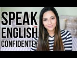 五大秘訣成為一個自信的英語演講者 (HOW TO SPEAK ENGLISH CONFIDENTLY: Top 5 Tips To Become A Confident English Speaker | Ysis Lorenna) Image