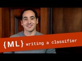 Writing Our First Classifier - Machine Learning Recipes #5 Image