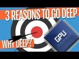 三個深度學習可以教你的事! (3 reasons to go Deep - Ep. 3 (Deep Learning SIMPLIFIED)) Image
