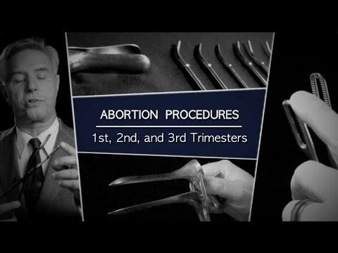 Abortion Procedures: 1st, 2nd, and 3rd Trimesters - VoiceTube: Learn  English through videos!