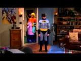 《宅男行不行》正義聯盟出場! (The big bang theory S04E11 - Justice League 01.wmv) Image