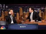【吉米秀】班奈狄克大玩三個字猜謎!卻被一個字耍得團團轉? (Three-Word Stories with Benedict Cumberbatch) Image