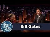 比爾蓋茲化便便水為神奇?主持人喝給你看!Bill Gates and Jimmy Drink Poop Water Image