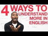 四個讓你英聽更好的方法 (中英文字幕) (4 ways to understand what you hear) Image