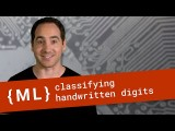 Classifying Handwritten Digits with TF.Learn - Machine Learning Recipes #7 Image