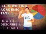 【雅思速成班】練習寫學術性的文章!(IELTS Writing Academic Task 1 - How to Describe a Pie Chart) Image