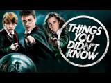 7 個你 (可能) 不知道的有關哈利波特電影的事 (7 Things You (Probably) Didn't Know About Harry Potter!) Image