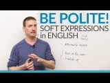 禮貌小V 就是你!各種「不會冒犯人」的英文用語!(中英字幕)(Learn POLITE expressions in English – Don't be RUDE!) Image