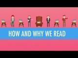 如何閱讀,以及我們為何需要閱讀 (How and Why We Read: Crash Course English Literature #1) Image