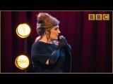 【爆紅影片】愛黛兒模仿大賽中出現激似愛黛兒的選手?本尊就在你身邊! (Adele at the BBC: When Adele wasn't Adele... but was Jenny!) Image