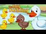 英文童話故事:醜小鴨 (The Ugly Duckling | Full Story | Disney Fairytale | Bedtime Stories For Kids | 4K UHD) Image