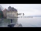 Switzerland Vlog   Day 5 - Montreaux & Lausanne Image