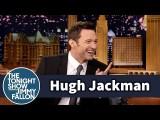 【吉米秀】超爆笑!男神休傑克曼教你如何正確吃澳洲國民美食! (中英文字幕) (Hugh Jackman Shows Jimmy How to Really Eat Vegemite) Image
