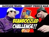 吃到崩潰!Jackson 王嘉爾挑戰噁心怪味糖! (Got7 Jackson HATES me after this! Jackson vs Prince Mak BEAN BOOZLED CHALLENGE!) Image