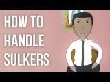 如何應付生氣的人 (How to Handle Sulkers) Image