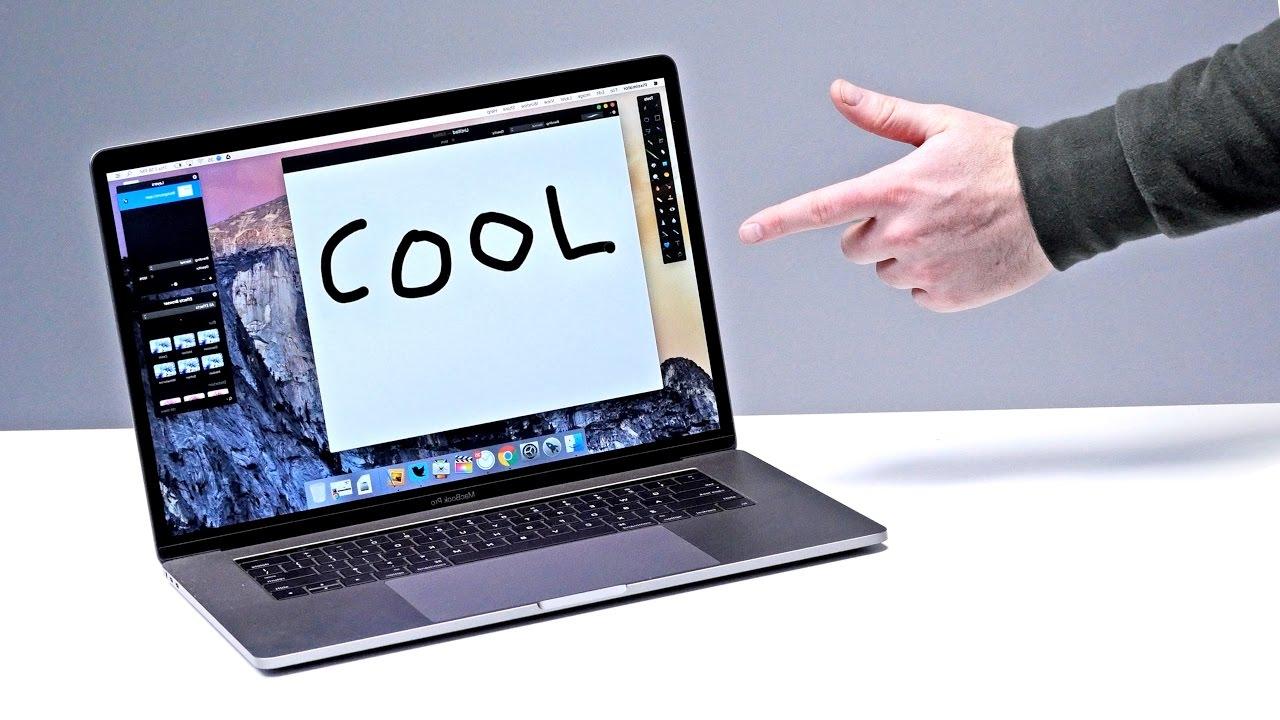 Как сделать из ноутбука сенсорный ноутбук