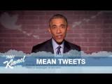 ひどいツイッター投稿 - オバマ大統領篇 (Mean Tweets - President Obama Edition) Image