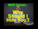 【職場的進擊】'Why should I hire you?'老闆心裡最難以抗拒的答案是?'Why should I hire you' - Best Interview Questions and Answers Image