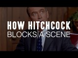 希區考克《迷魂記》布局大剖析 (How Alfred Hitchcock Blocks A Scene) Image
