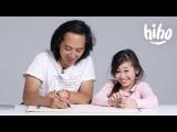 小孩用插畫畫他們的父母 (Kids Describe Their Parents to an Illustrator) Image