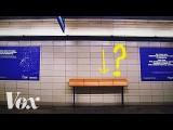 為何城市中充滿了不舒適的板凳?(Why cities are full of uncomfortable benches) Image