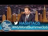 【今夜秀】#最糟糕的暑假打工 (Hashtags: #MyWorstSummerJob) Image