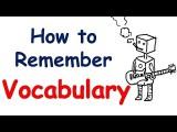 【英文技巧】超實用!教你有效記憶英文字彙! (How to remember English vocabulary) Image