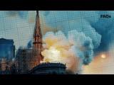 為何聖母院火勢迅速蔓延?! (Why the Notre Dame Cathedral burned so quickly, badly) Image