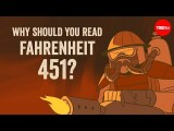你為什麼要讀「華氏 451 度」? (Why should you read 'Fahrenheit 451' by Iseult Gillespie) Image