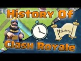 皇室戰爭一年歷史 (HISTORY of Clash Royale - Over 50 Amazing Facts!) Image