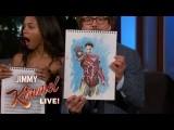 超爆笑!《復仇者聯盟 3》演員畫出自己的角色 (Cast of Avengers: Infinity War Draws Their Characters) Image
