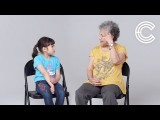 當小孩遇上患有阿茲海默症的老太太 (Kids Meet a Woman with Alzheimer's | Cut) Image