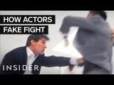 看起來好痛!電影演員如何假裝打架? (How Actors Fake Fight In Movies) Image