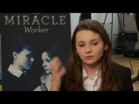 The miracle worker broadway cast